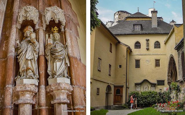 Capela de São João, Nonnberg, Salzburgo