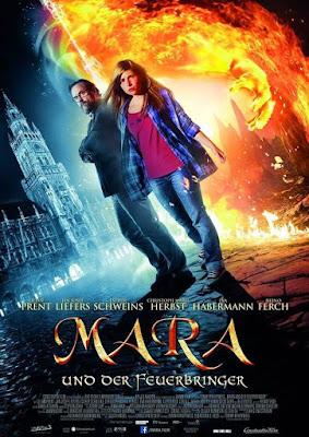 Mara Und Der Feuerbringer 2016 DVDCustom HDRip NTSC Dual Spanish 5.1