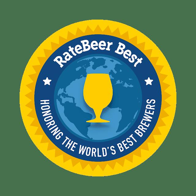 Le Ratebeer bests 2019 est sorti quelle sera la meilleure bière et le meilleur brasseur?