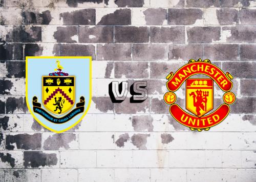 Burnley vs Manchester United  Resumen y Partido Completo