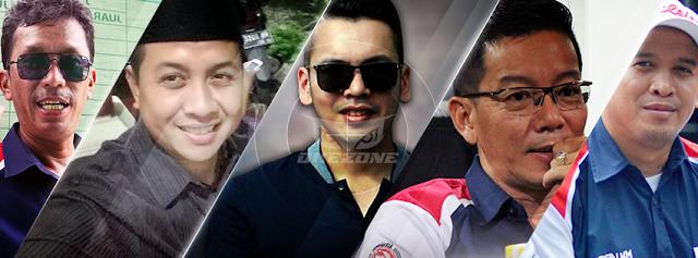 TOP 5! Pengurus BnR Indonesia Paling Eksotis