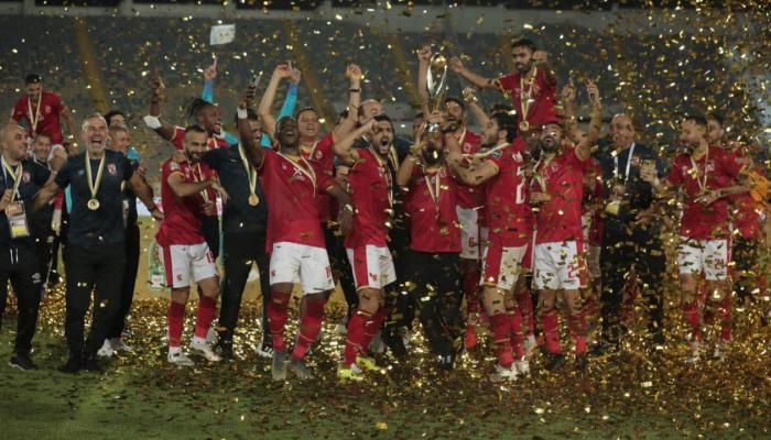 الأهلي يتوج ببطولة دوري أبطال أفريقيا للمرة العاشرة في تاريخه