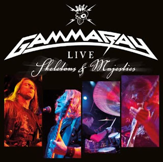 "Ο δίσκος των Gamma Ray ""Skeletons & Majesties Live"""