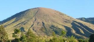 Jalur Pendakian Gunung Guntur 2015