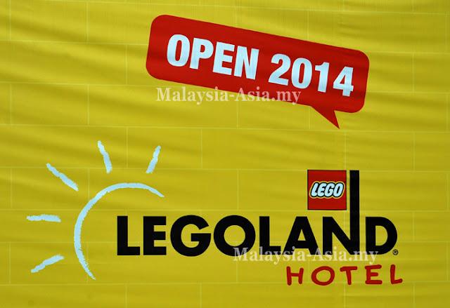 Opening of Legoland Hotel Malaysia