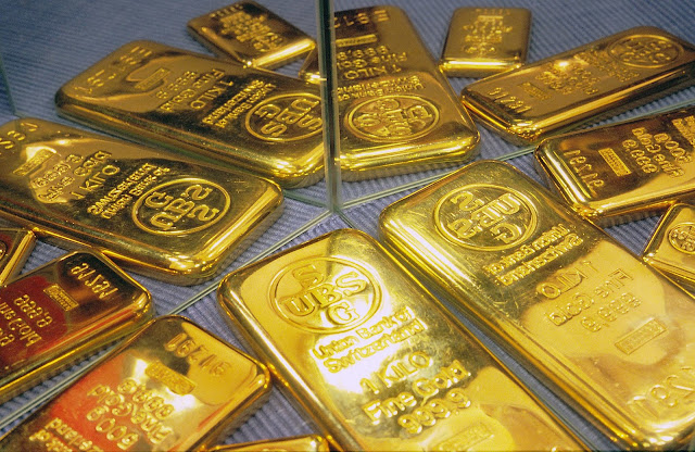 GEO´- GeoPolitical News | GOLD: Prices stay buoyant as GeoPolitical tensions heighten