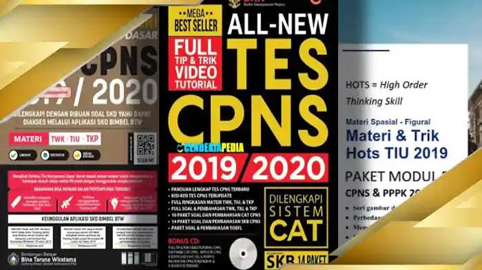 Download Kumpulan Buku CPNS 2021 Pdf Gratis (Part 1)