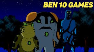 best Ben 10 Games