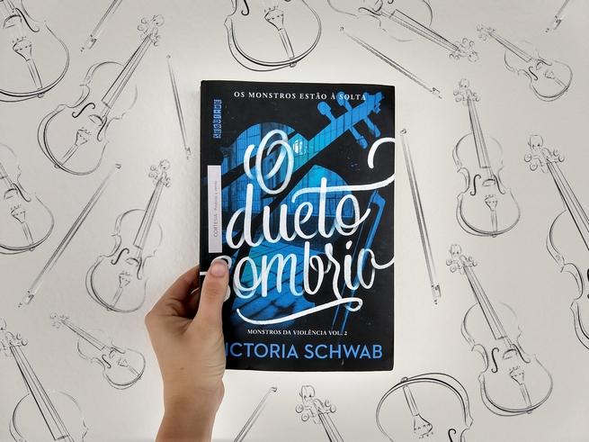 O Dueto Sombrio | Victoria Schwab