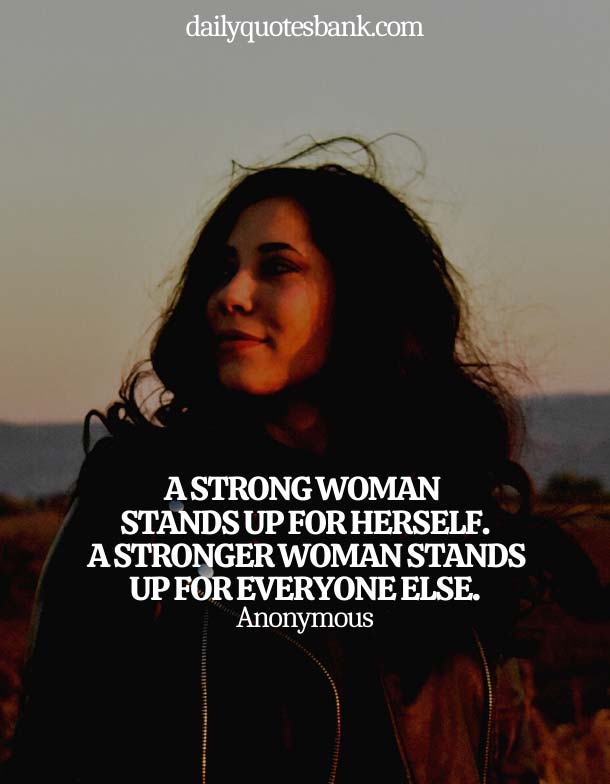Anonymous Quotes About Being Independent Woman