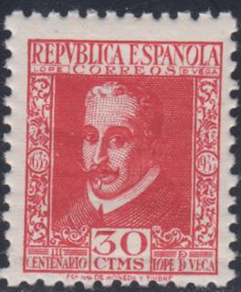 Lope de Vega Spain 1935