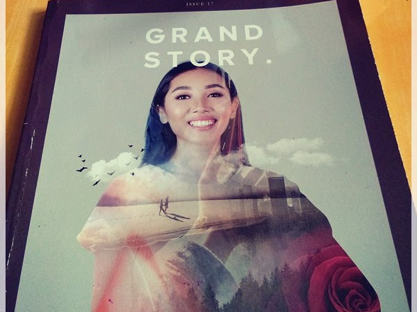 Grand Story Magazine 17: Tolerance and Acceptance