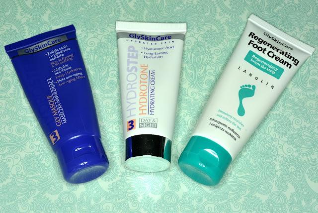 Gly Skin Care Hydrotone - intensywnie nawilżający krem do cery suchej lub dojrzałej.