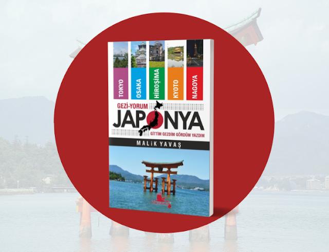 Gezi-Yorum Japonya, Malik Yavaş, Kırmızı Leylek Yayınları