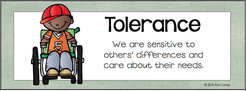 Teaching Tolerance and Refreshing Our Bucket-filling ...