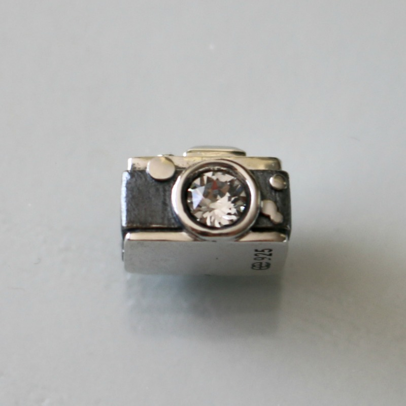 Soufeel Jewelry Vintage Camera charm