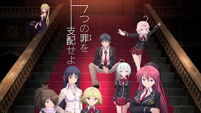 Favourite Ten Best Harem Source Anime Trinity Seven