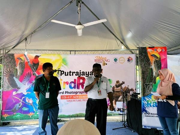 Pengalaman Sertai Putrajaya Bird Race 2019