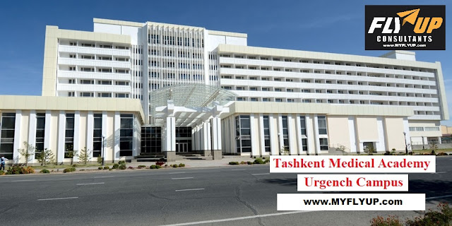 Tashkent Medical Academy – Urgench Campus
