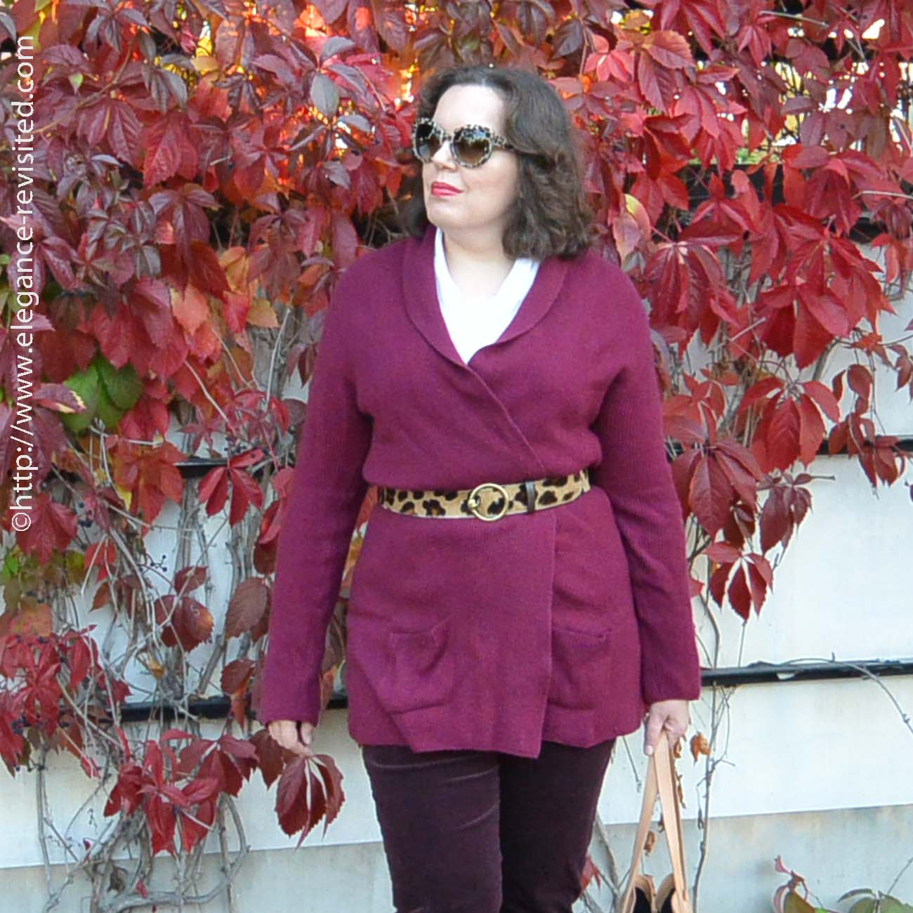 cashmere cardigan over 50