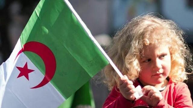 طفل جزائري