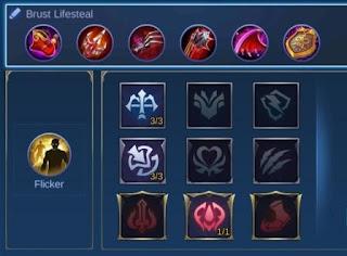 Ruby item Strongs