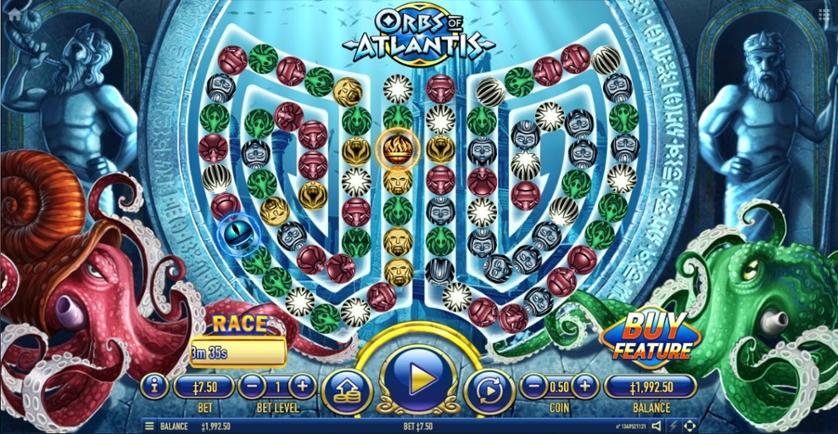 Slot Orbs of Atlantis
