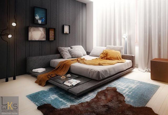 Dormitorios para hombre for Como puedo decorar mi pieza