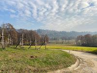 A Walk from Bergamo to Monte Gussa