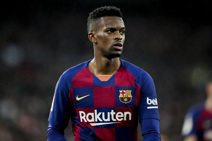 Barcelona Nelson Semedo returns to Benfica's ground for Champions League against bayern.