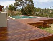 Lantai+kayu+taman
