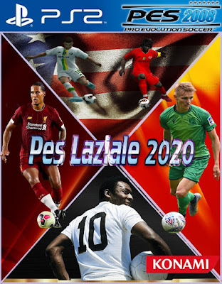 PES 2008 PS2 Option File Season 2019/2020