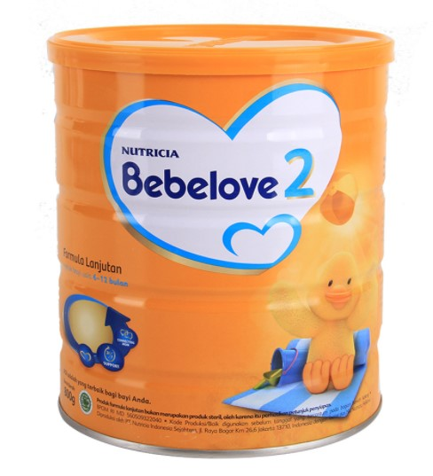 4 Merk  Susu Formula Penuhi Kebutuhan Bayi 6-12 Bulan
