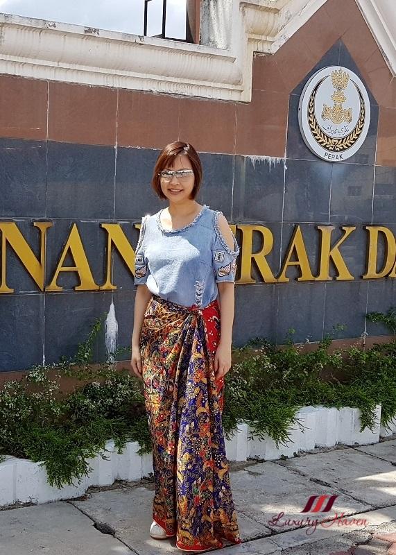 singapore travel blogger visits bangunan perak darul ridzuan