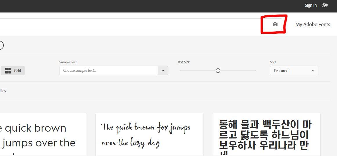 WhatTheFont fonts adobe com fonts