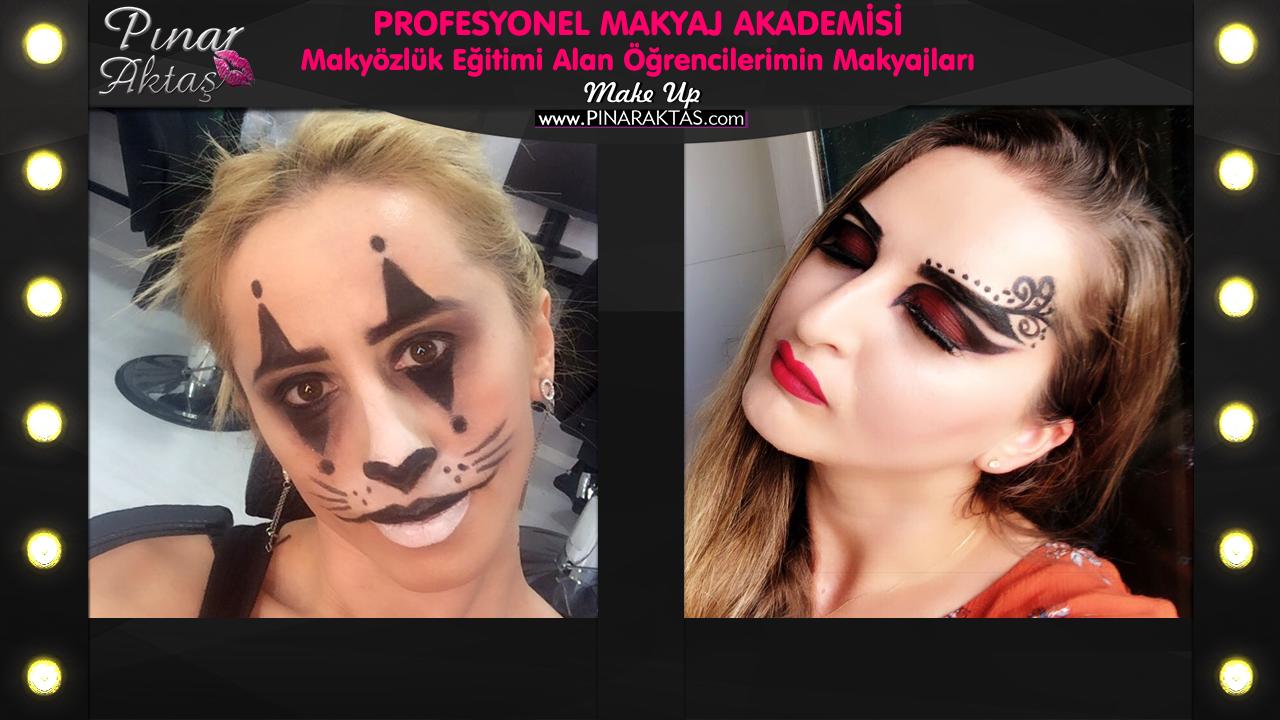 Dünyanın En İyi Makyaj Uzmanlarının Yaptığı 5 Farklı Makyaj