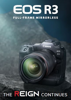 Vernon Chalmers Thoughts on the new Canon EOS R3 Full Frame Bod