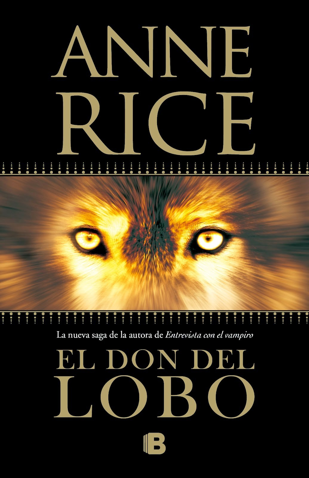 El don del lobo Anne rice