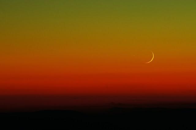 shades of sunset