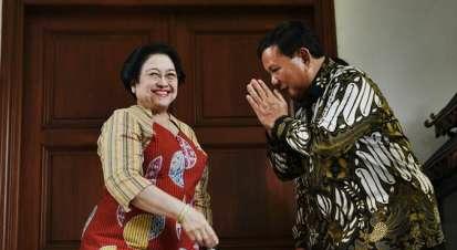 Wacana Duet Mega-Prabowo di Pilpres 2024, Sufmi Dasco :  Wacana Boleh Boleh Saja