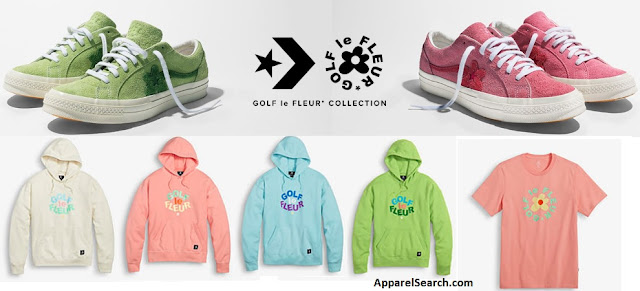 Converse Golf Le Fluer collection