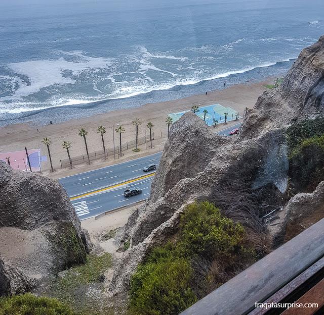 Falérias de Miraflores, Lima, Peru