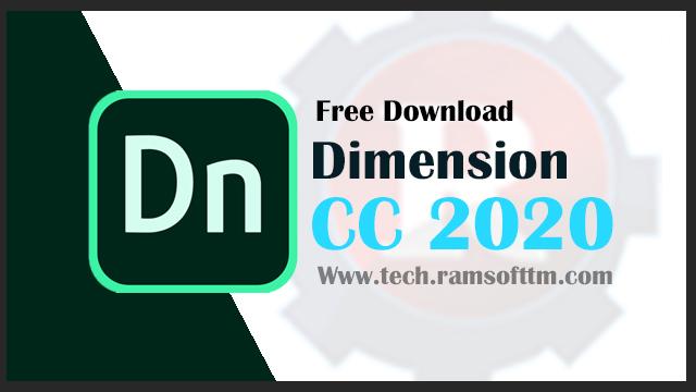 Adobe Dimension CC 2020 Free Download [Direct Link]