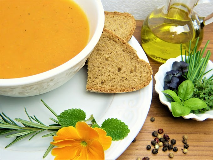 Soup And Classification of Soup with Recipes