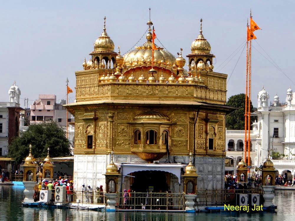 अमृतसर- स्वर्ण मन्दिर और जलियाँवाला बाग