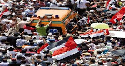 مصرع لواء بالمخابرات الحربية وإصابة زوجته وابنه الضابط بالأمن الوطني