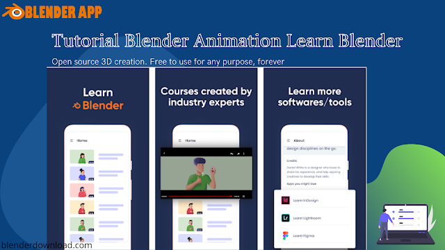 Tutorial Blender Animation Learn Blender