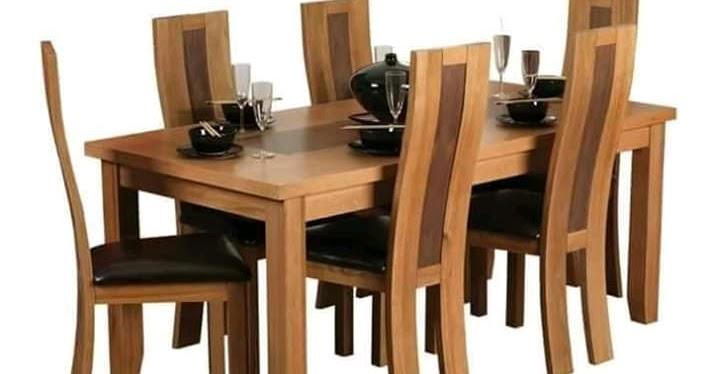Kursi Makan Arief Jati Furniture