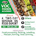 APPLY FOR 2 DAYS FOOD EXPORTING AND TRAINING  COURSE