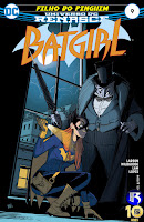 DC Renascimento: Batgirl #9